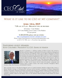 CEO Club Flyer_April