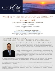 CEO Club Flyer_August