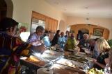 Plenty of food for everyone