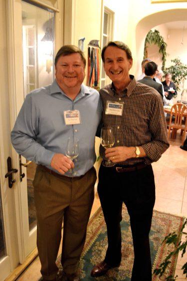 Ian MacNeil and Paul Herrerias