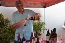 Big thanks to Mark Schatz for pouring the wine